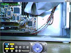 Snímek z IP kamery Edimax IC-1500WG
