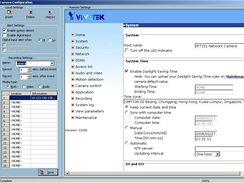Nastavení IP kamery Vivotek IP7151