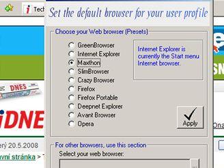DefaultBrowser