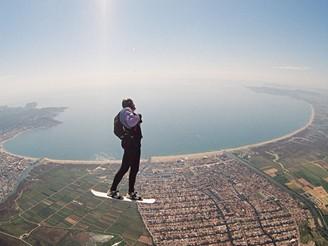Fotografování ve vzduchu
