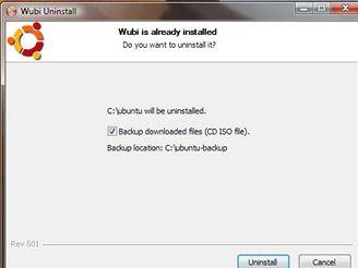 Ubuntu - odinstalovat