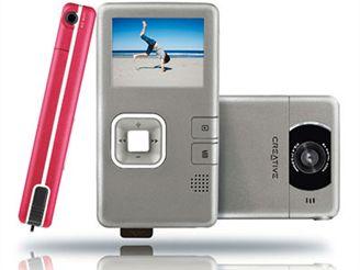 Malá kamerka Creative Vado