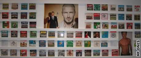 Fotbalová výstava ve Vídni