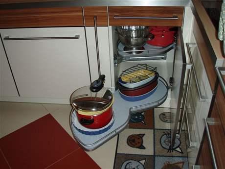 Kuchyňská linka z Německa
