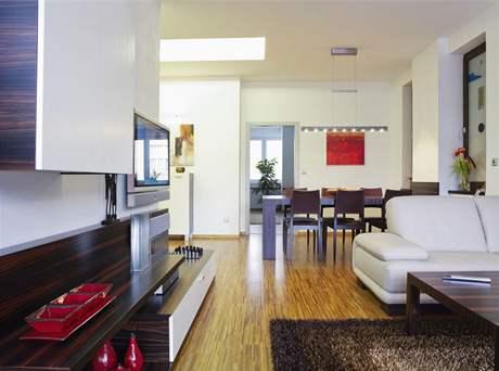 Rekonstrukce bytu, ve kterém je co závidět