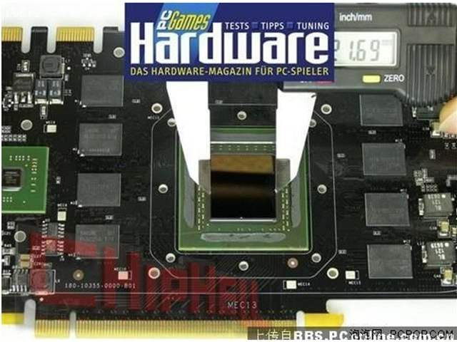 Jádro GeForce GTX 280