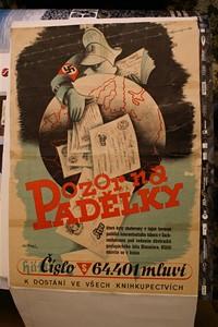 Adolf Burger - plakát na knihu 64.401 z roku 1946