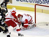 Pittsburgh - Detroit, Sidney Crosby