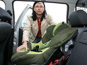 Škoda Octavia Combi - sedačka