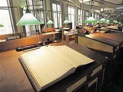 Národní knihovna v pražském Klementinu
