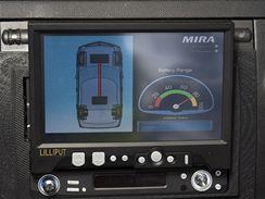 Koncept MIRA H4V - hybridní Fabia Combi