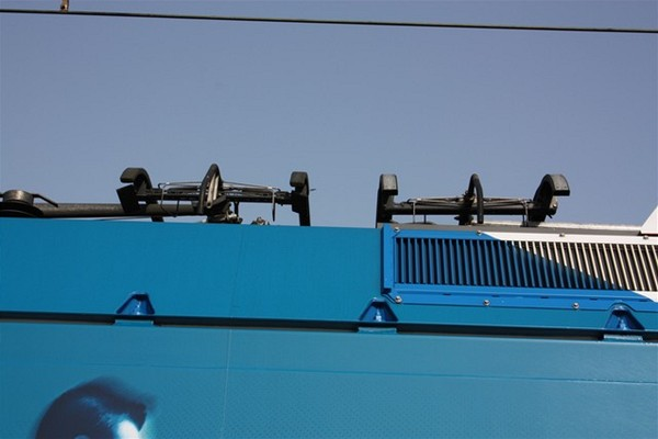 Nejrychlejší sériová lokomotiva světa Siemens ES64U4