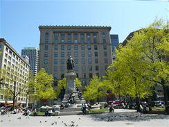 Kanada - provincie Quebec