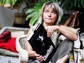 Blanka Chocholová - dcera fotografa Václava Chocholy