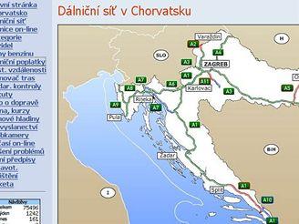 Chorvatsko-dalnice.info