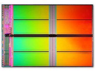 NAND Intel vyráběné technologií 34nm