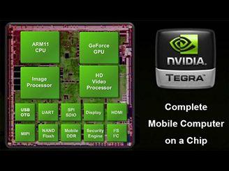 nVidia Tegra 650