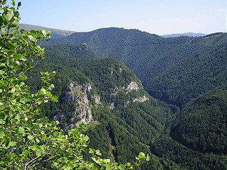 Slovensko, Harmanecká dolina