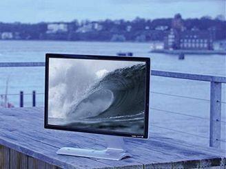 LCD Benq V2400W
