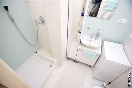 Rekonstrukce mini koupelny