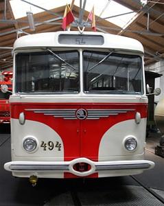 Trolejbus Škoda