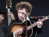 písničkář Bob Dylan