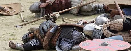 Bitva Vikingů a Slovanů v Letovicích