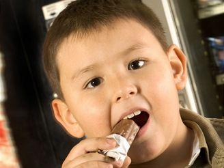 Pražské děti se velmi často stravují nezdravě a v rychlých občerstveních.