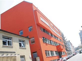 novell - budova