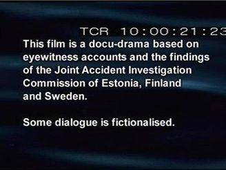 Potopení Estonie