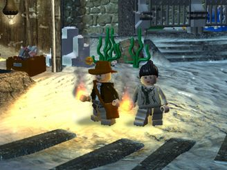 LEGO Indiana Jones: The Original Adventures (PC)