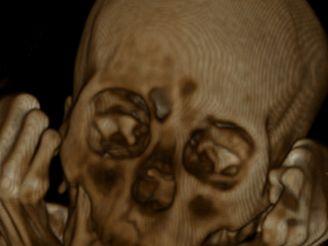 Mumie chlapce z Peru