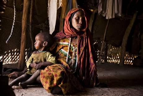 Uprchlíci z Dárfúru