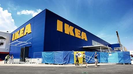 Brněnská IKEA se rozrostla, je největší v Česku