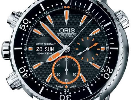 ORIS – Carlos Coste Chronograph