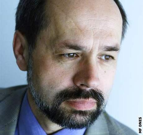 Jiří Pehe navštívil Bilderberg v roce 2001.
