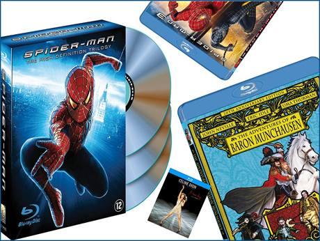 Blu-ray filmy vol.1
