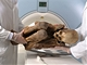 Mumie peruánského chlapce