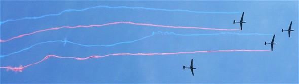 Očovskí Bačovia létají na větroních L-13 Blaník