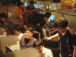 Hraní v Koreji (PC)