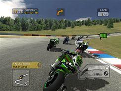 SBK 08 Superbike World Championship (PC)