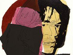 Andy Warhol: Mick Jagger
