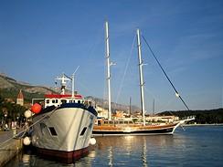 Chorvatsko, Makarská riviéra