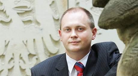 Šéf poslaneckého klubu ČSSD Michal Hašek.