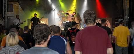 Festival Wake Up ve Znojmě. Bow Wave
