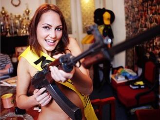 Gabriela Munzarová - kandidátka NEI