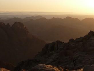 Sinai – Mojžíšova hora