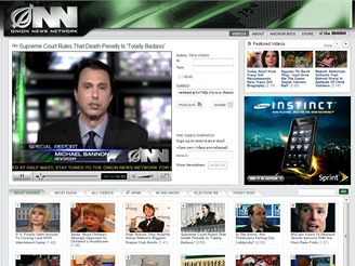 TheOnion.com - videa