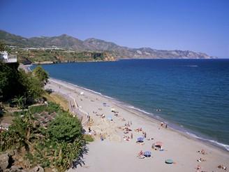 Španělsko, Andalusie. Malaga