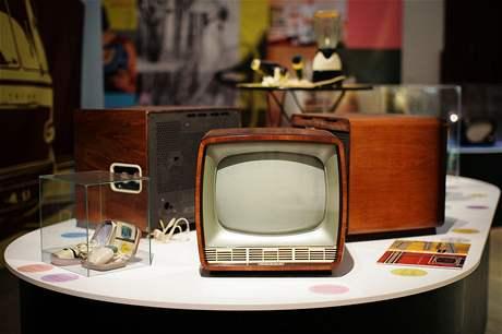 Výstava Bruselský sen EXPO 58: Životní styl a design 1. poloviny 60. let.